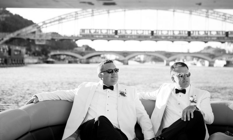Jeff & William elopement à Paris