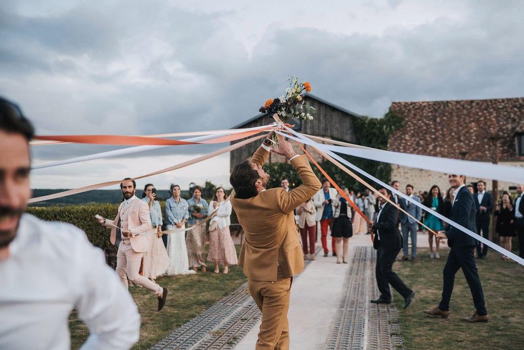 11 prestataires pour un mariage en joie