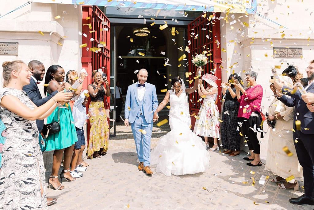 mariage civil personnalisé déroulement cérémonie