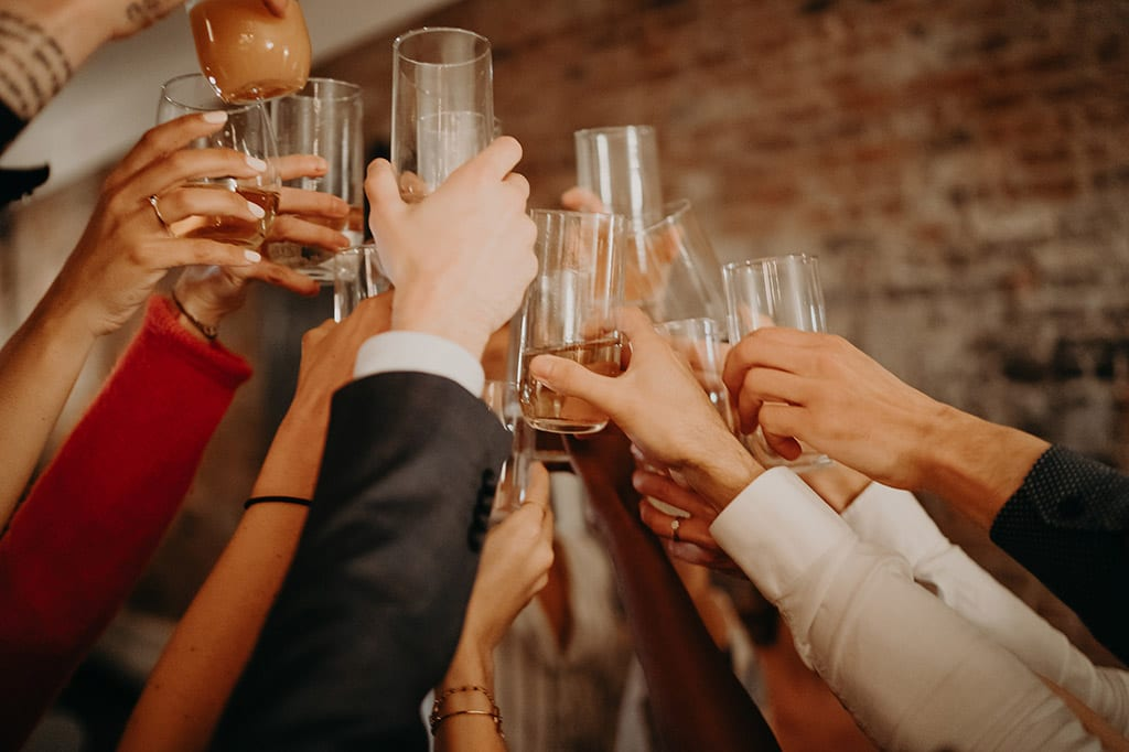 toast discours cérémonie laïque