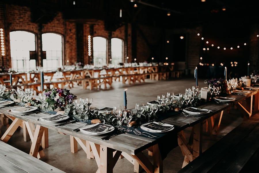 rétro planning mariage décoration